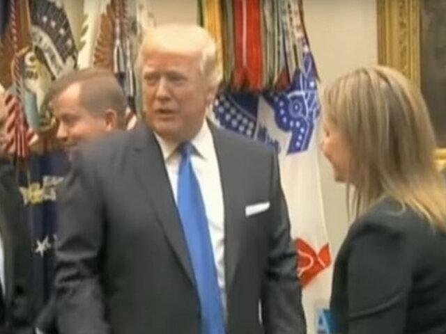 Donald Trump: mañana inicia construcción de muro fronterizo con México
