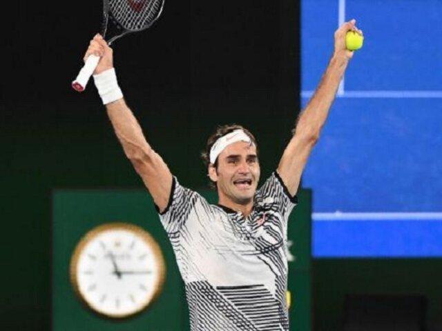 Roger Federer donará dinero para la crisis de Australia tras críticas de Greta Thunberg