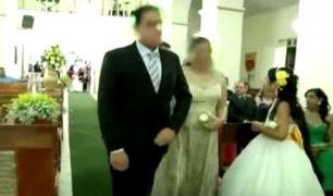 Brasil: sujeto dispara en medio de una boda y deja varios heridos