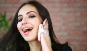 Facebook: Este tutorial de maquillaje nunca antes visto estremeció las redes y también lo hará contigo [VIDEO]