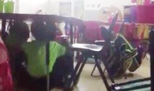 Tiroteo desata terror en colegio de Puerto Rico