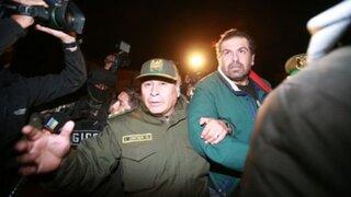 Martín Belaunde Lossio fue trasladado desde clínica al penal Ancón I