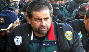 Martín Belaunde Lossio recibirá terapia física dos veces por semana