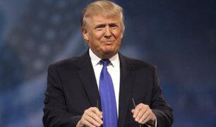 Unión Europea califica a Trump como una amenaza externa