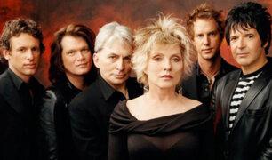 Blondie regresa con nuevo disco celebrando 40 años de música