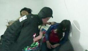 Cajamarca: mujer embarazada se embriaga cegada por los celos