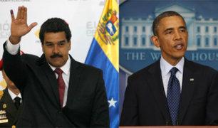 Maduro asegura que tiene pruebas de que Obama está obsesionado con Venezuela