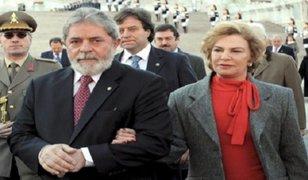 Brasil: falleció Marisa Leticia Rocco, esposa de Lula da Silva