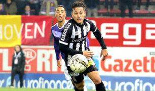 Benavente anotó golazo ante Genk por la Jupiler League