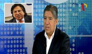 Avelino Guillén: Investigación contra Toledo tiene muchas pruebas, círculo financiero ya está cerrado