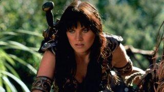 Así es como luce 'Xena: la princesa guerrera' a sus 48 años