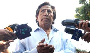 Piden evitar que Alejandro Toledo utilice figura de prescripción política