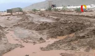 Cieneguilla: huaico arrasó extensas zonas de cultivo