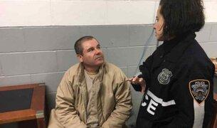Prohíben que 'El Chapo' Guzmán reciba la visita de su esposa en prisión