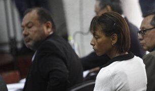 Jessica Tejada recuperó su libertad tras estar recluida por más de 27 meses