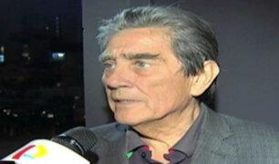 Luis Thais invoca a Alejandro Toledo a regresar al país