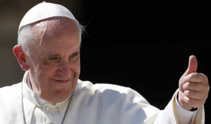 Papa Francisco participó de 'mannequin challenge'