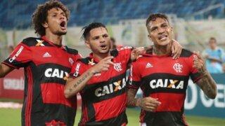 Guerrero: el gran ausente del Flamengo en la Copa Sudamericana