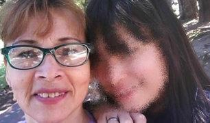 Familiares de peruanas asesinadas sospechan de un ex militar como autor del crimen