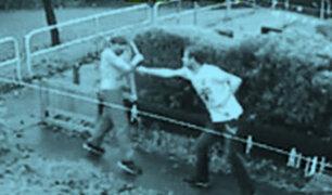 Reino Unido: se disputan el amor de una mujer en pelea con cuchillos