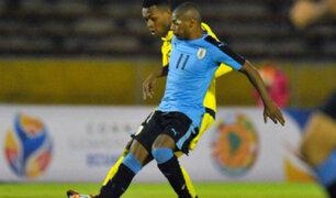 Venezuela se impuso 3-0 ante Uruguay en el Sudamericano Sub 20