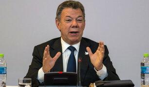 Colombia: piden renuncia de Santos por caso Odebretch
