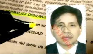 Piden destitución de juez encargado del caso Ecoteva