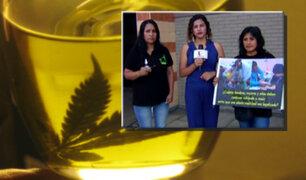 'Buscando Esperanza': madres defienden uso medicinal de marihuana
