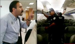 Aeropuerto Jorge Chávez.: se genera pánico por broma de bomba en avión