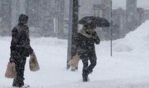 Poderosa tormenta invernal azota el noreste de EEUU