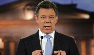 Colombia: Gabinete defiende a Juan Manuel Santos tras acusaciones por caso Odebrecht