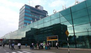 Liberan a familia que dio falsa alarma de bomba en Aeropuerto Jorge Chávez