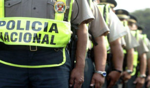 Policías podrán trabajar en días de franco en algunos sectores