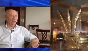 Mascaypacha en casa de Toledo: historiador Kuffman comenta el caso