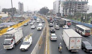 Municipalidad de Lima anuncia cierre de la Vía de Evitamiento