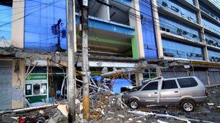 Filipinas: al menos seis muertos y más de 100 heridos tras terremoto
