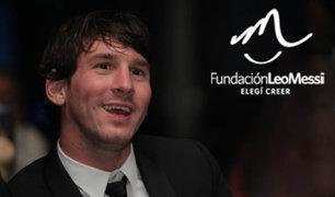 Lionel Messi dona importante suma de dinero para remodelar un centro deportivo