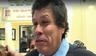 Heriberto Benítez: abogado con historial