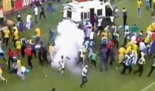 Hinchas de Orlando Pirates se enojan con su equipo tras derrota
