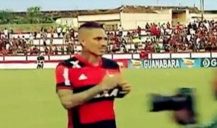 Paolo Guerrero: una nueva estrella en Río de Janeiro