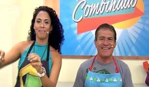 Un delicioso Ceviche al estilo de Miguelito Barraza en Combinado