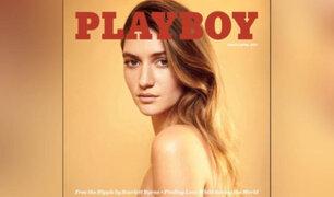 A pedido de sus lectores Playboy regresa con los desnudos totales
