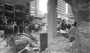 Terrorismo nunca más: devastador atentado de Sendero en Tarata dejó 25 muertos en 1992
