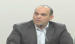 Fernando Zavala ratificó respaldo a ministra Ana María Romero