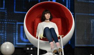 Androide será la nueva presentadora de un programa de TV en Japón