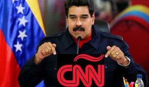 Venezuela: sacaron del aire a canal de noticias CNN