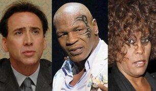 Conozca a las celebridades que están al borde de la quiebra