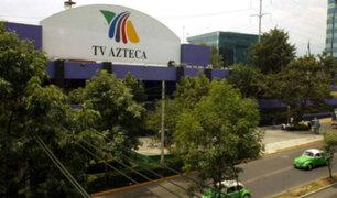 Venezuela: retiran del aire a TV Azteca