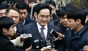 Corea del Sur: detienen a heredero de Samsung acusado de corrupción