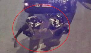 Serenos frustran asalto a una vivienda en Ate